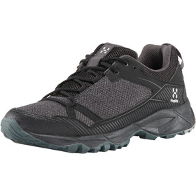 Haglöfs Trail Fuse Shoes Dame true black/magnetite